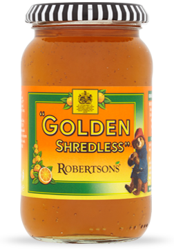 Golden Shredless Marmalade